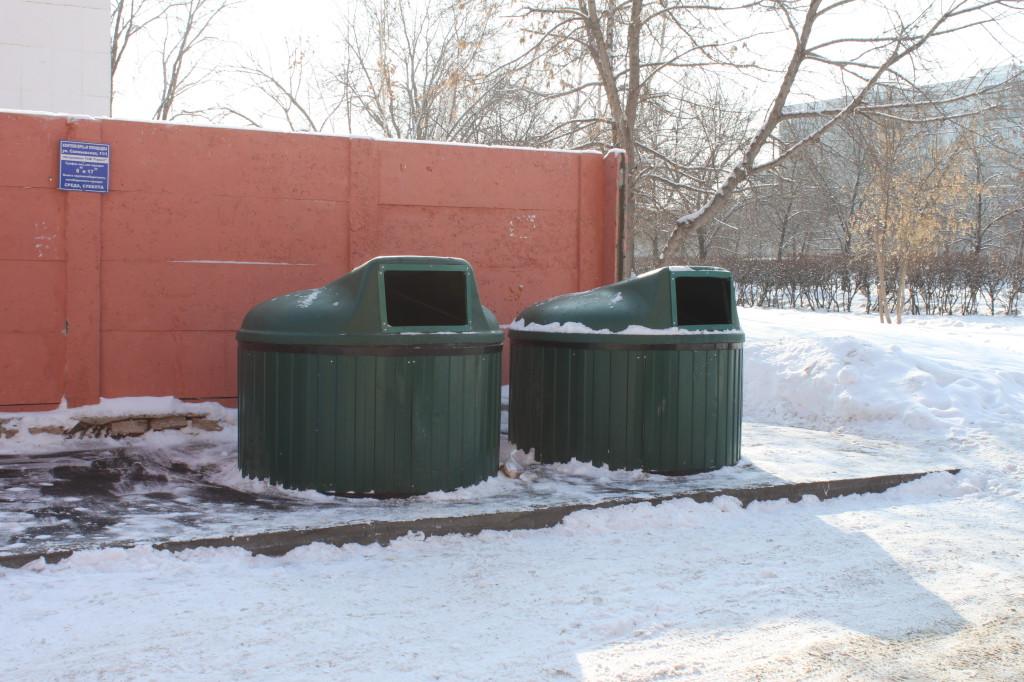 Сбор мусора по-новому