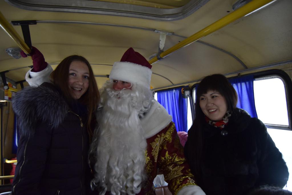 Новогоднее настроение для Оренбуржцев 2