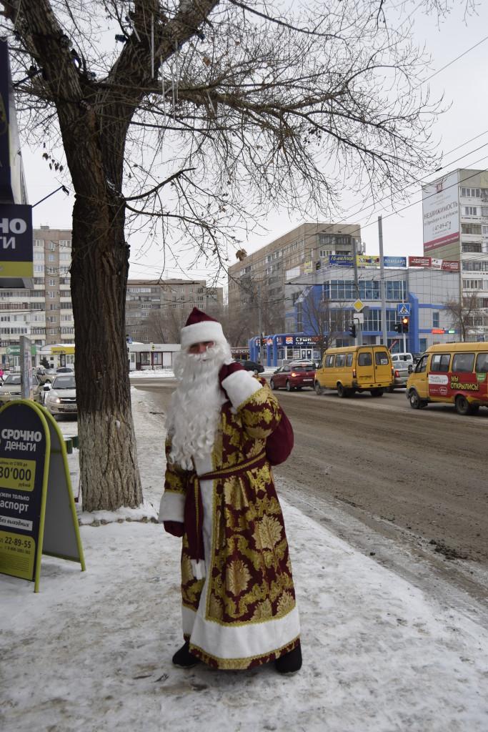 Новогоднее настроение для Оренбуржцев 3