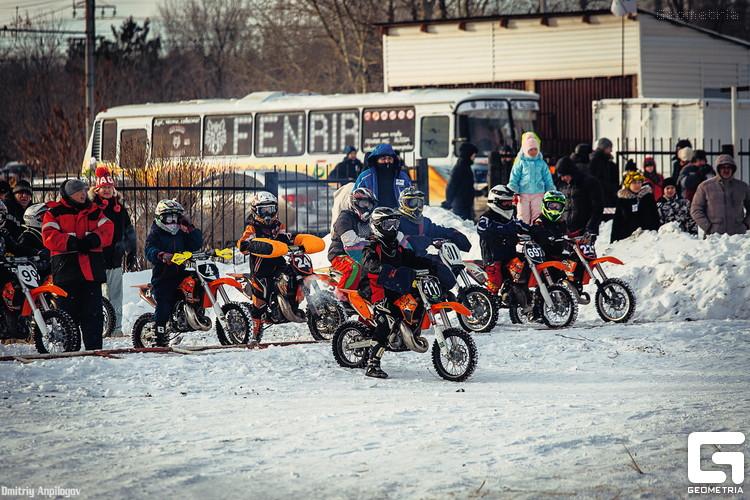 Зимний мотокросс в Оренбурге 02