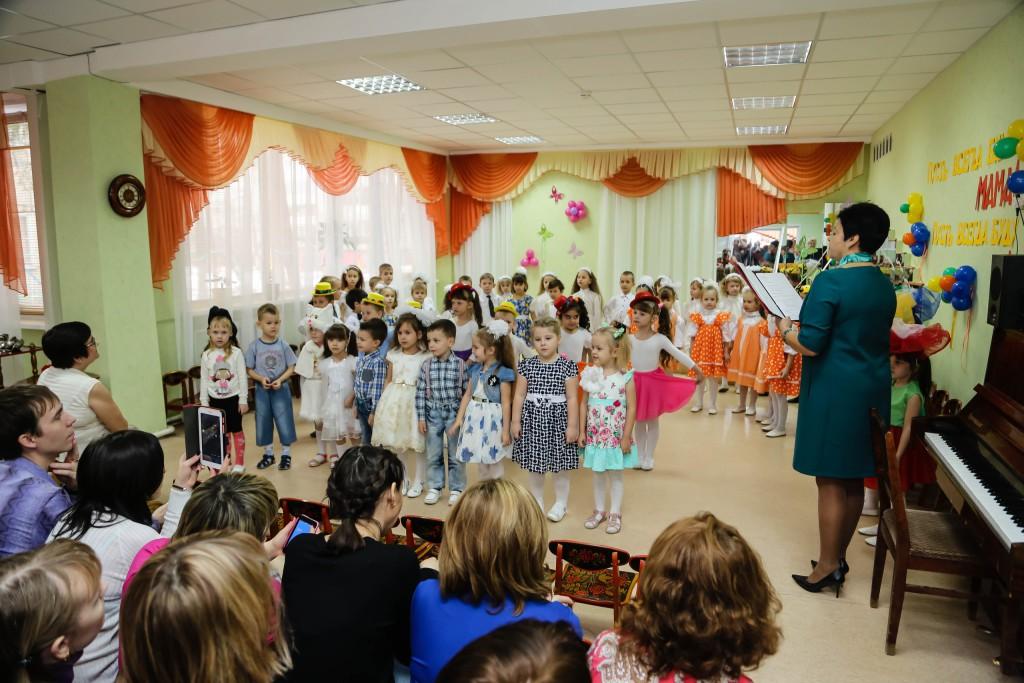 День матери в детском саду №189
