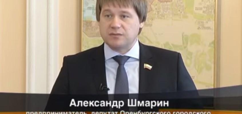 """Интервью для программы """"Неделя ОРЕН-ТВ"""""""