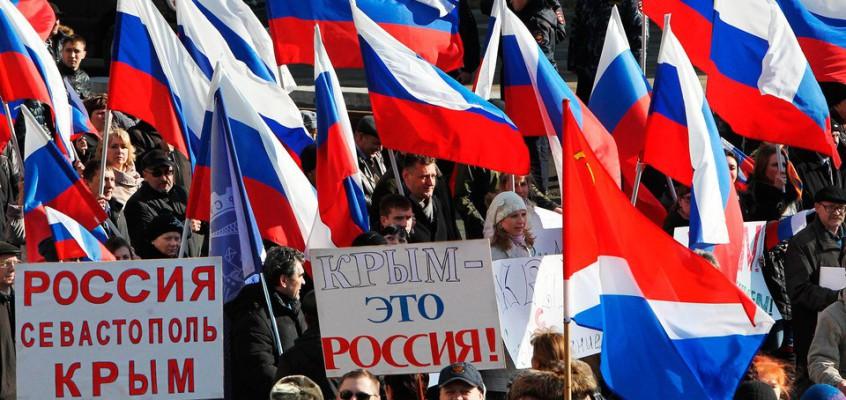 Молодежь Оренбуржья готовится к «Крымской весне»