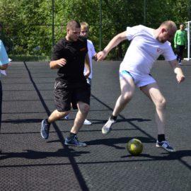 Турнир по мини — футболу