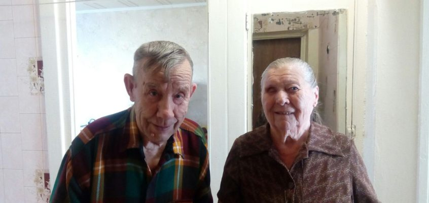 Сергею Ивановичу Филипкину исполнилось 90 лет