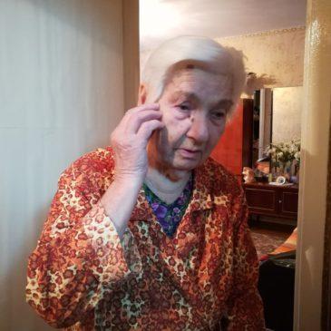 Татьяне Семеновне исполняется 90 лет