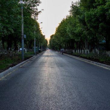 Дорога на Всесоюзной отремонтирована
