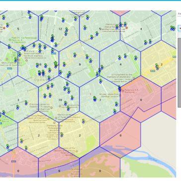Оптимизировать маршрутную сеть