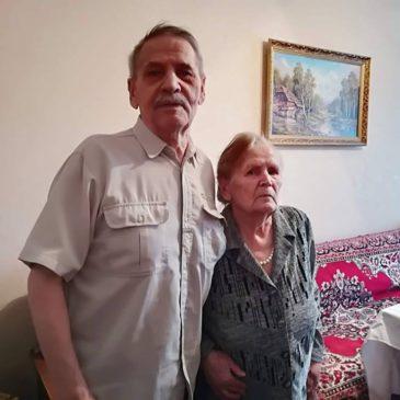 Анне Федоровне 90 лет