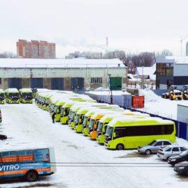 И снова к вашим вопросам об автобусах, которые все ещё ждут своего часа